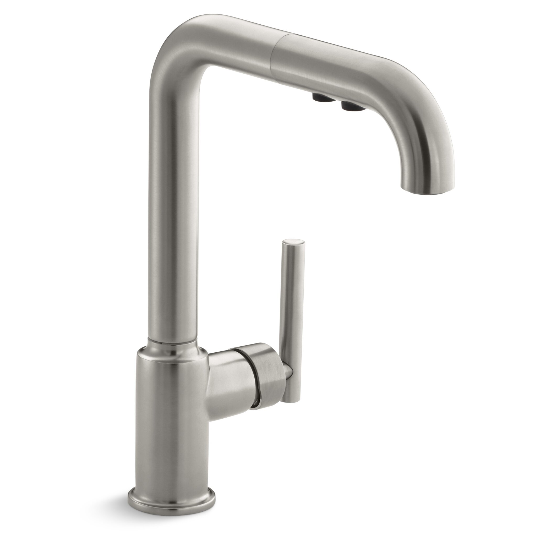 Kohler Purist Single Hole Kitchen Sink Faucet With 8
