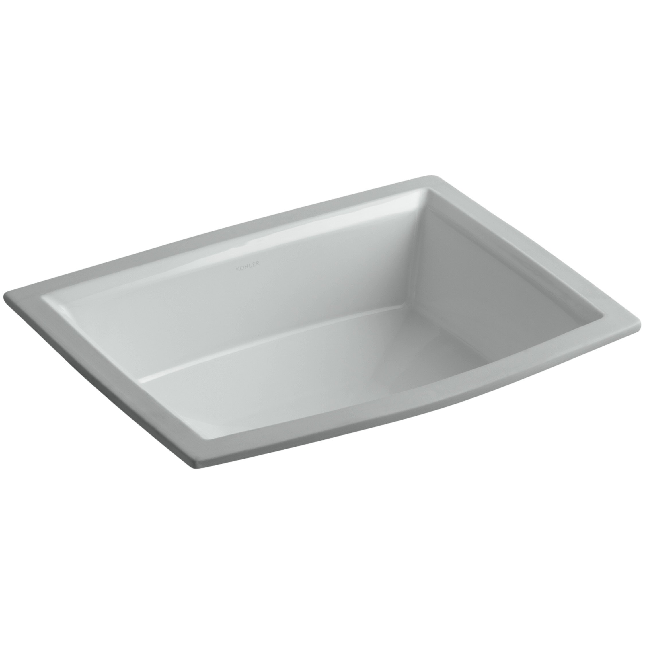 Kohler K 2355 0 Archer Undermount Bathroom Sink - Bathroom Design ...