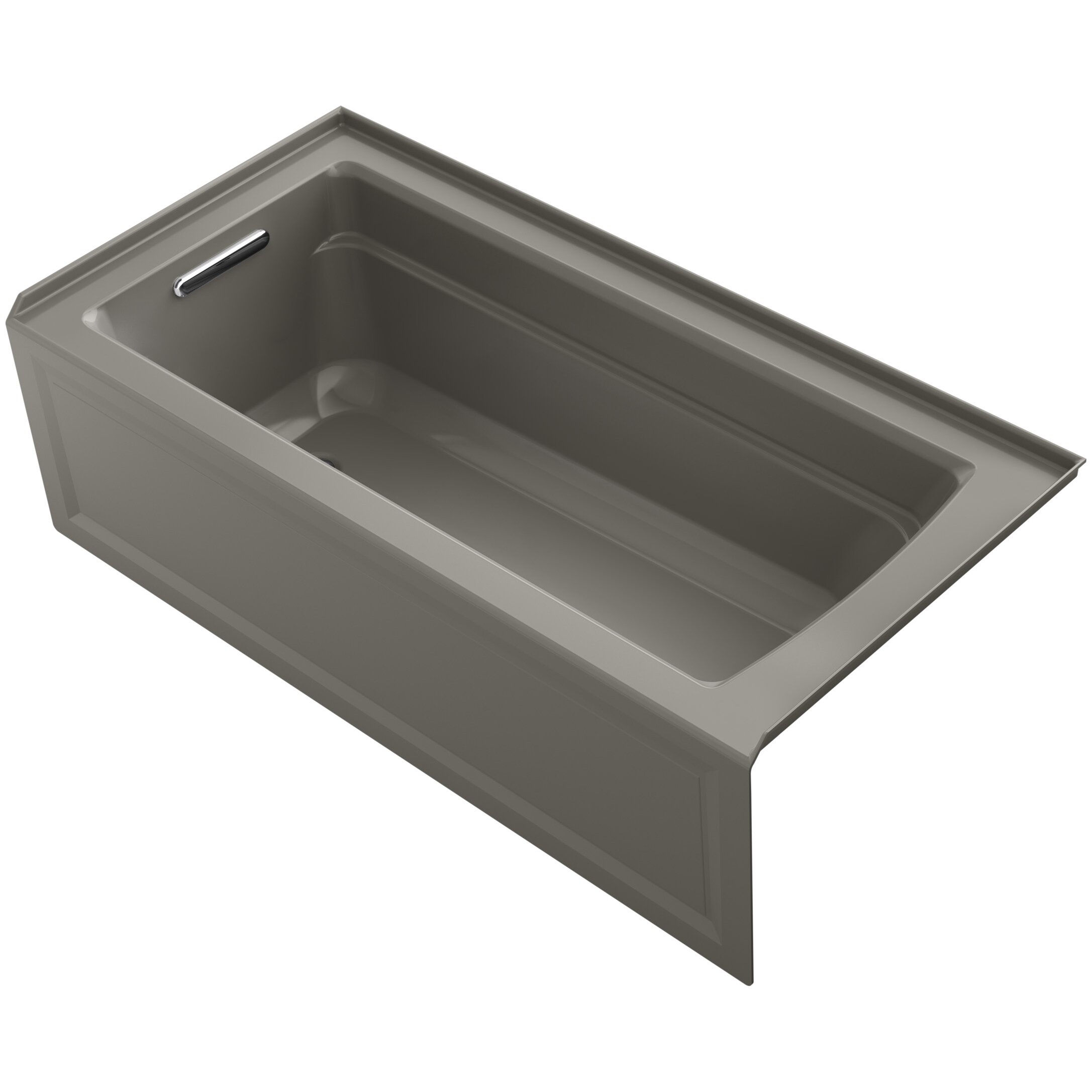 "Kohler Archer Exocrylic 66"" x 32"" Soaking Bathtub"