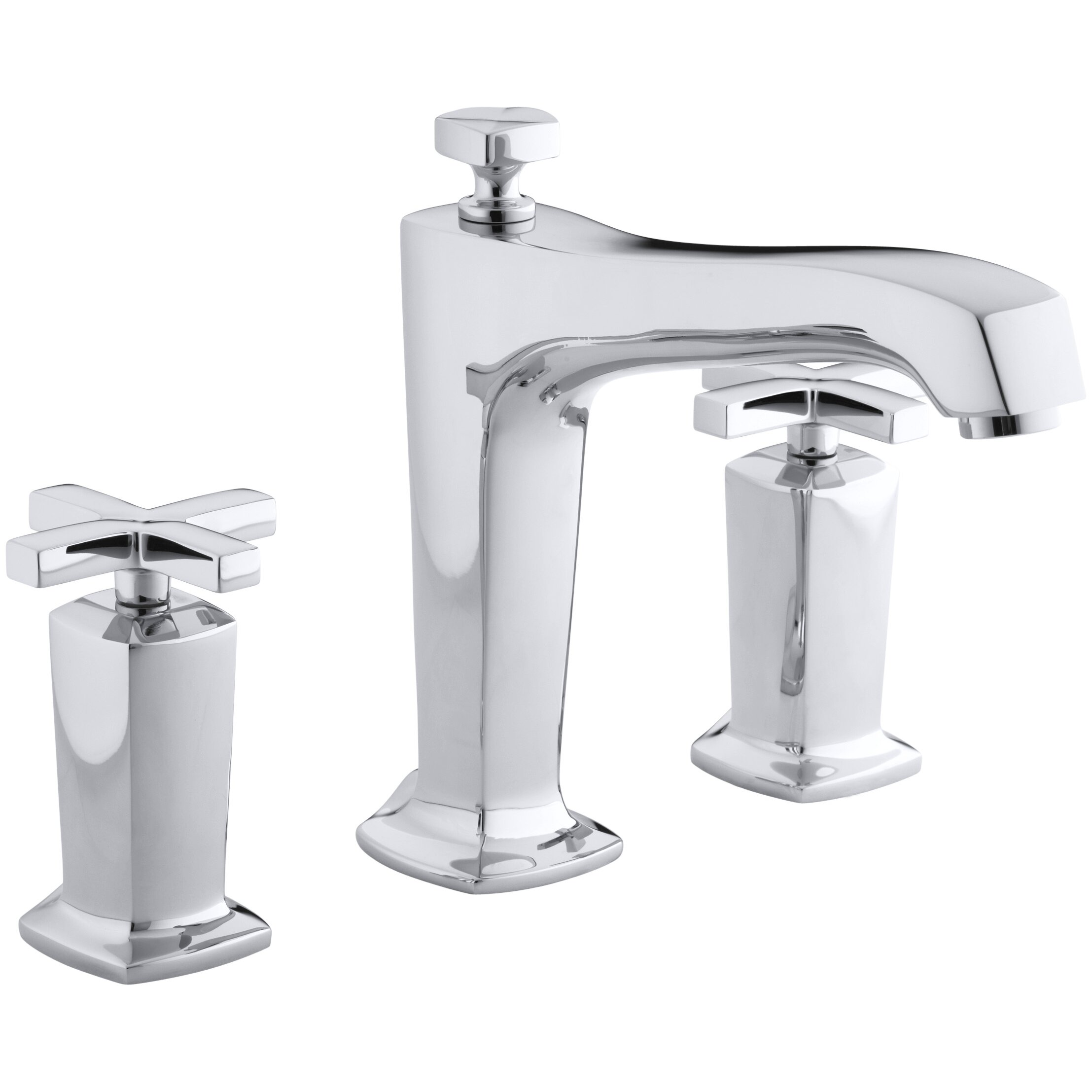 Hansgrohe 34415 Axor Citterio M Deck Mounted Diverter Tub Align ...