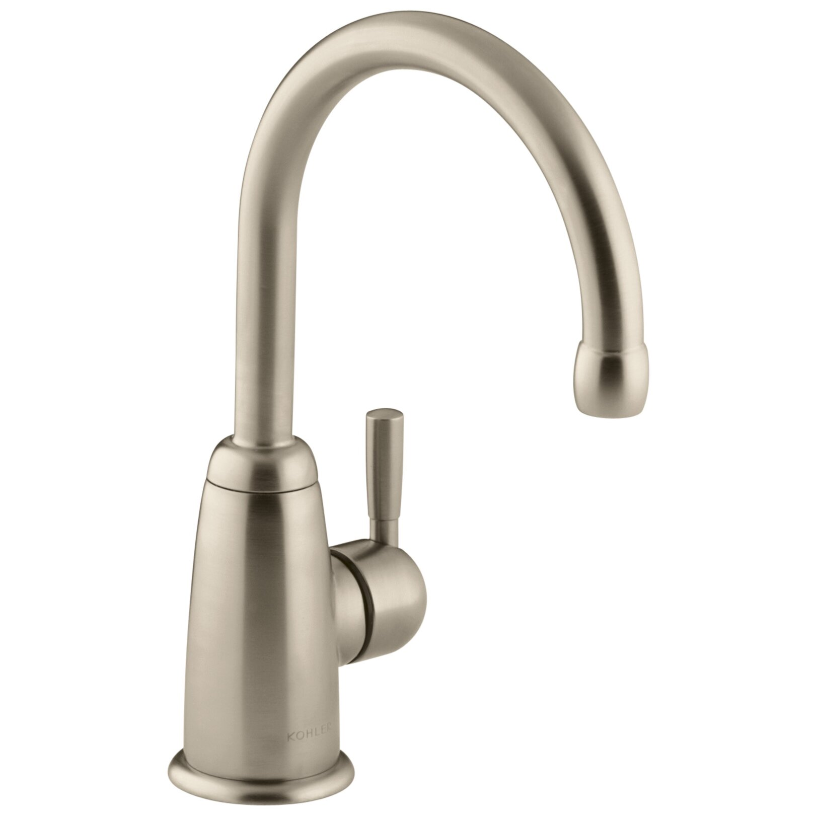 ... Faucet with Contemporary Design Complete with Aquifer Water Filtration