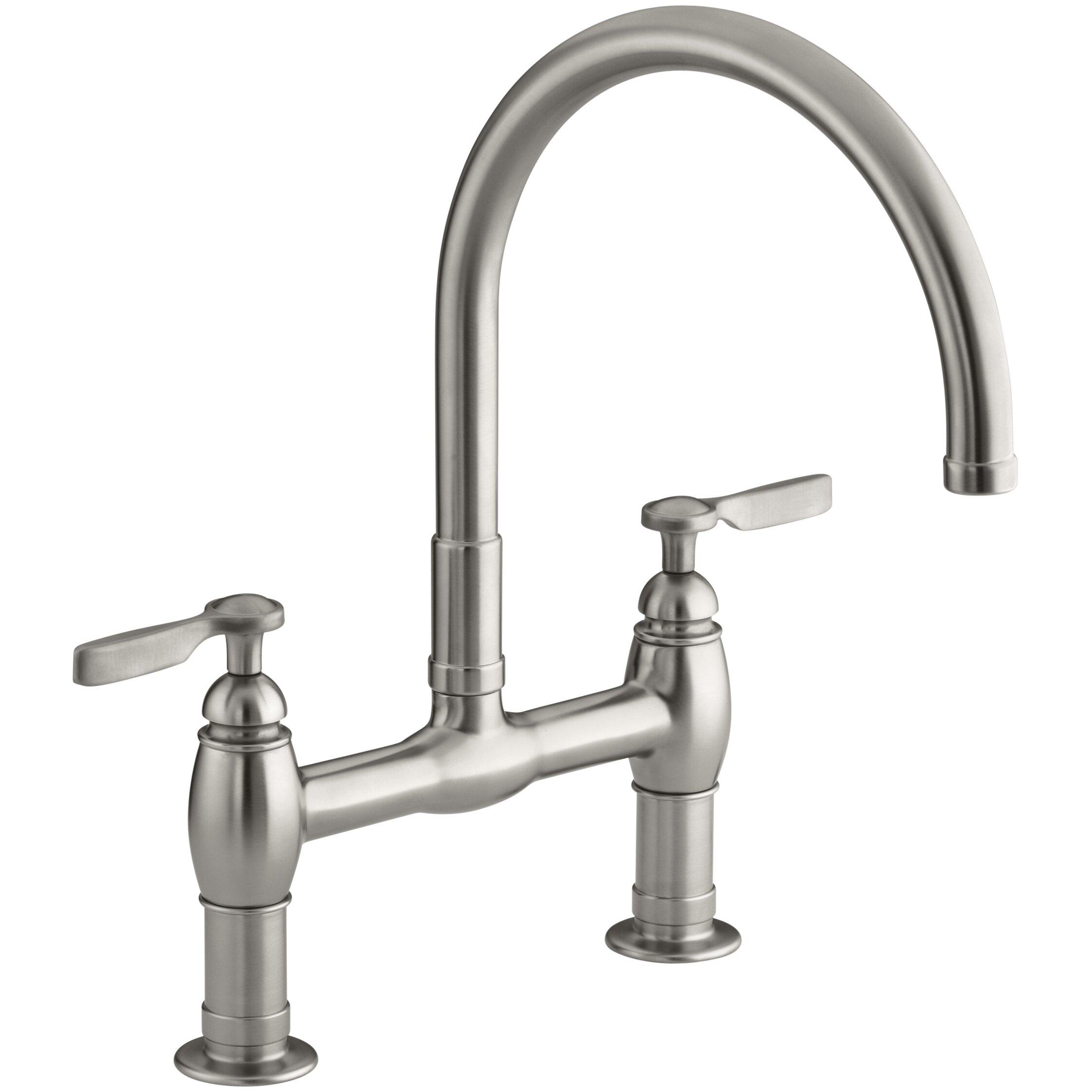 Parq Kohler Faucet In Kitchen