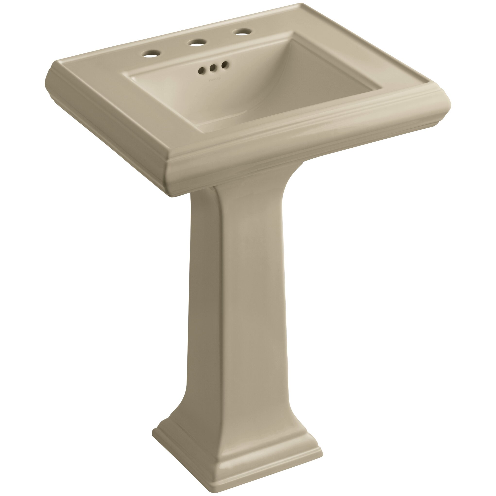 Kohler Memoirs Classic 24 Quot Pedestal Bathroom Sink With 8