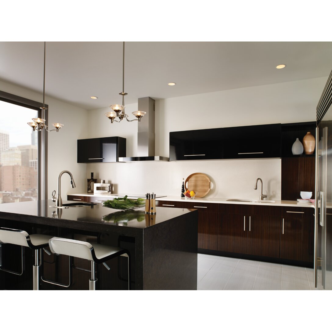 kleo single handle kitchen faucet wayfair home depot kitchen faucets moen moen kleo handle pull