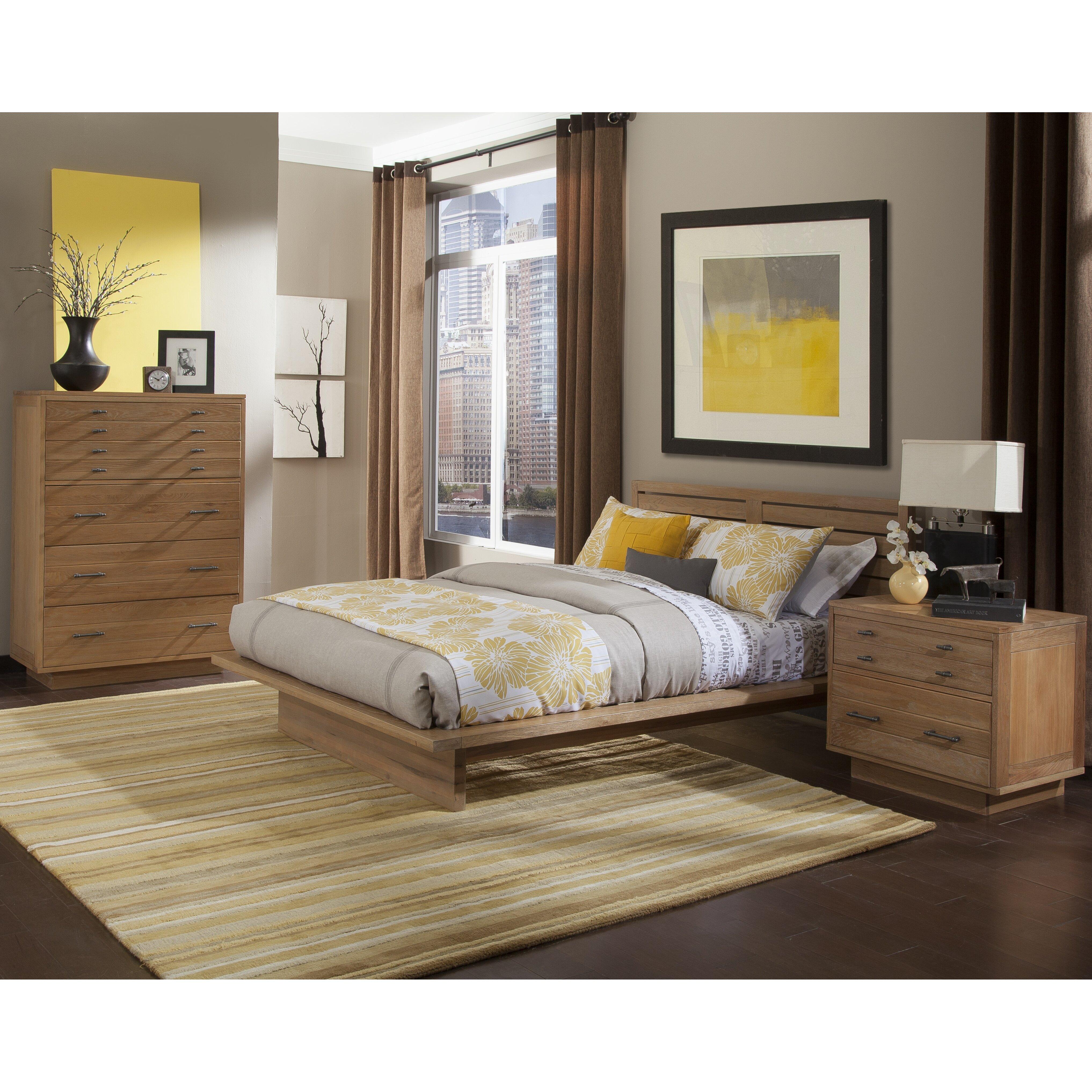 Cresent Furniture Hudson Slat Customizable Bedroom Set Reviews Wayfair