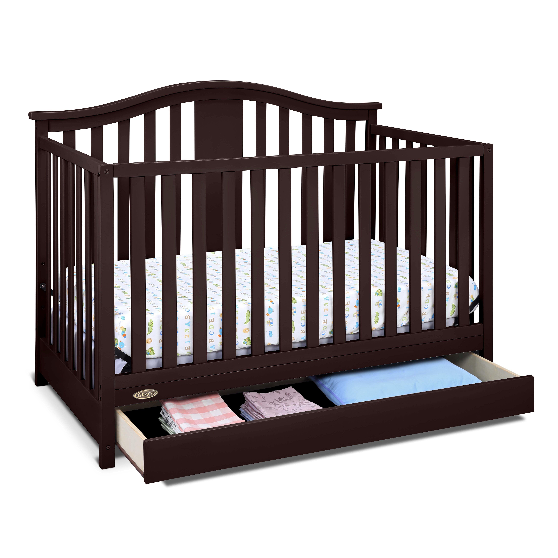 Solano 4-in-1 Convertible Crib   Wayfair