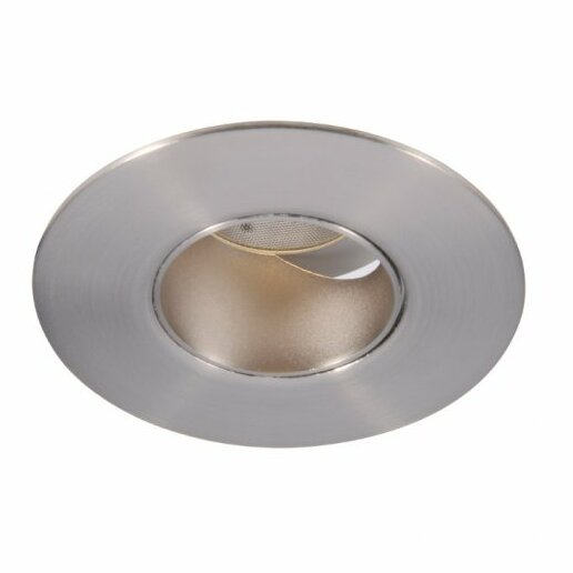 Led Recessed Lighting Beam Angle : Led downlight round quot recessed trim with degree beam