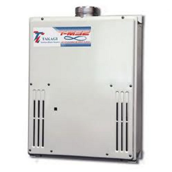 Flash Indoor Outdoor 9 GPM Natural Gas Tankless Water