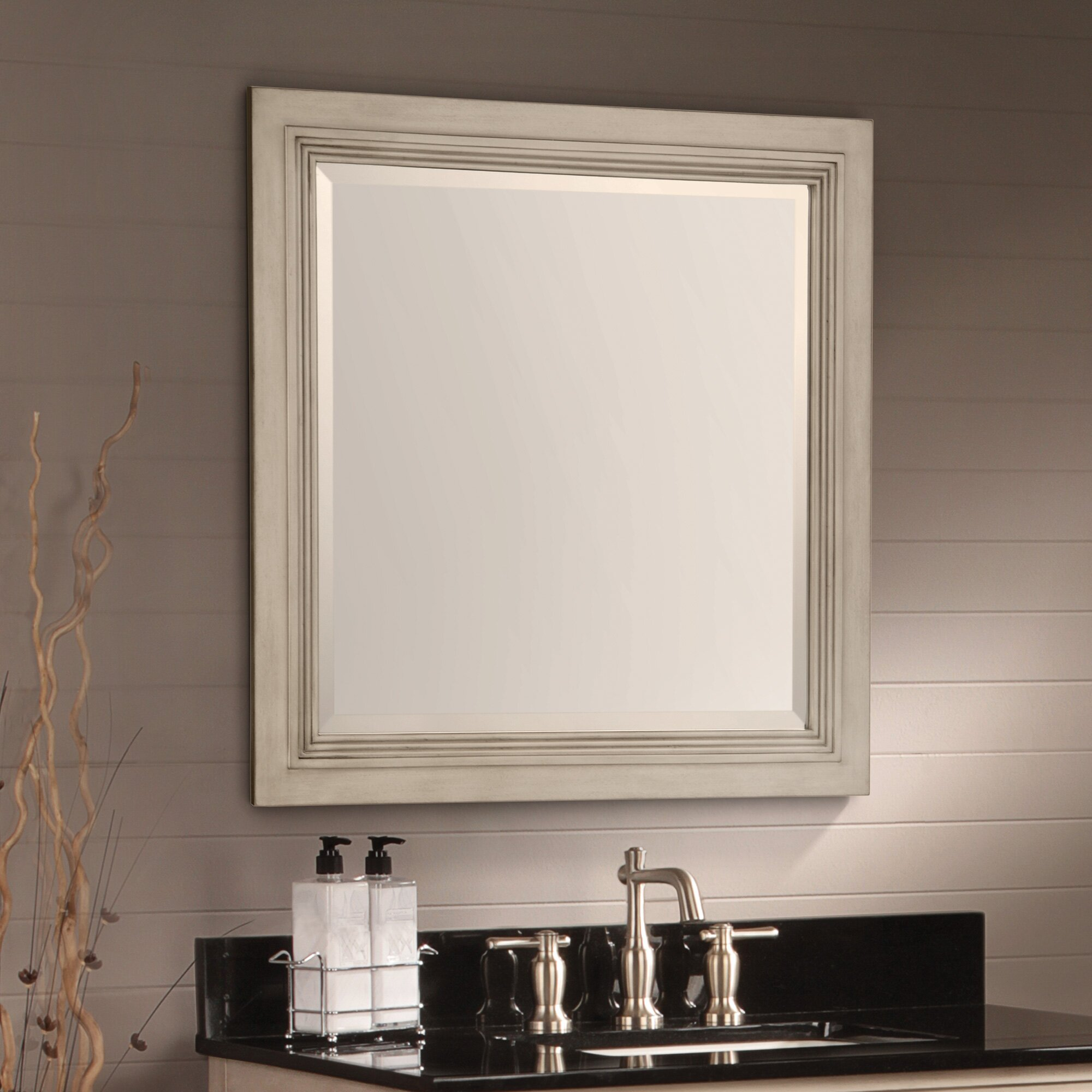 Foremost Bernay Bathroom Mirror & Reviews