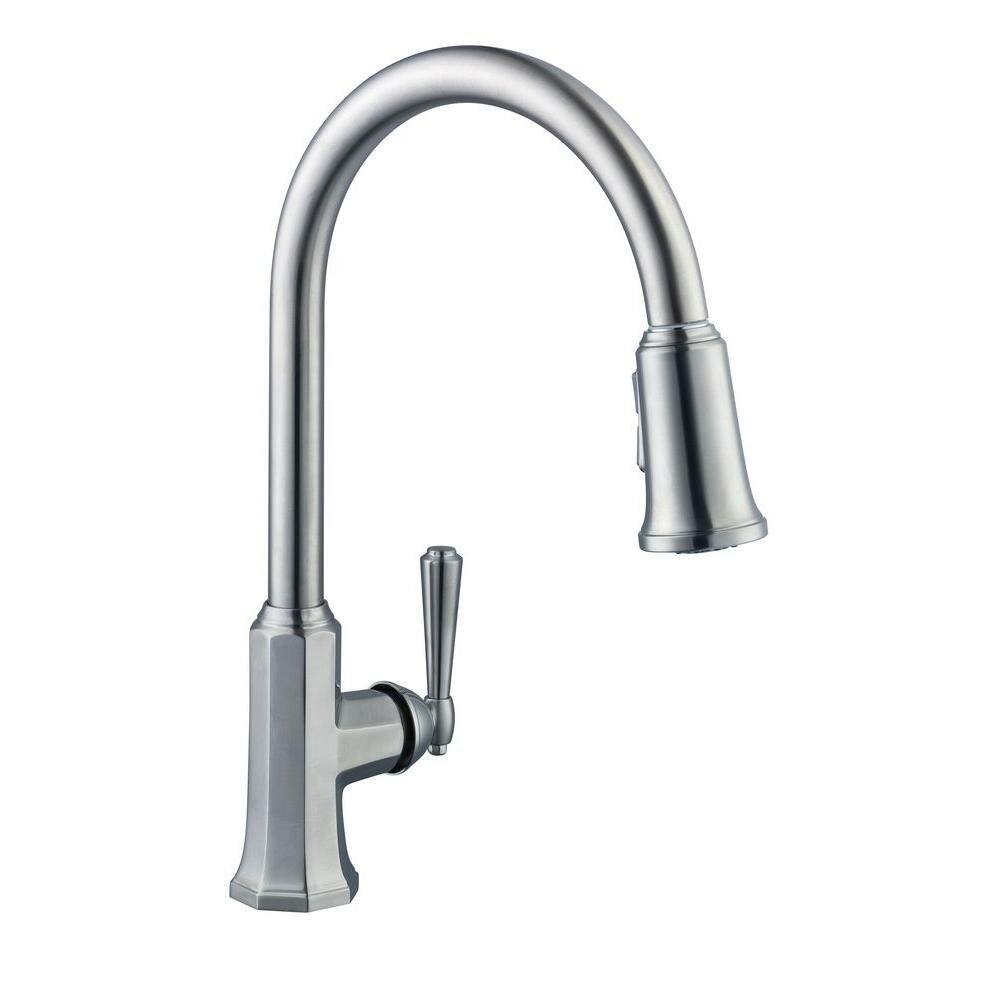 pegasus sentio single handle kitchen faucet reviews