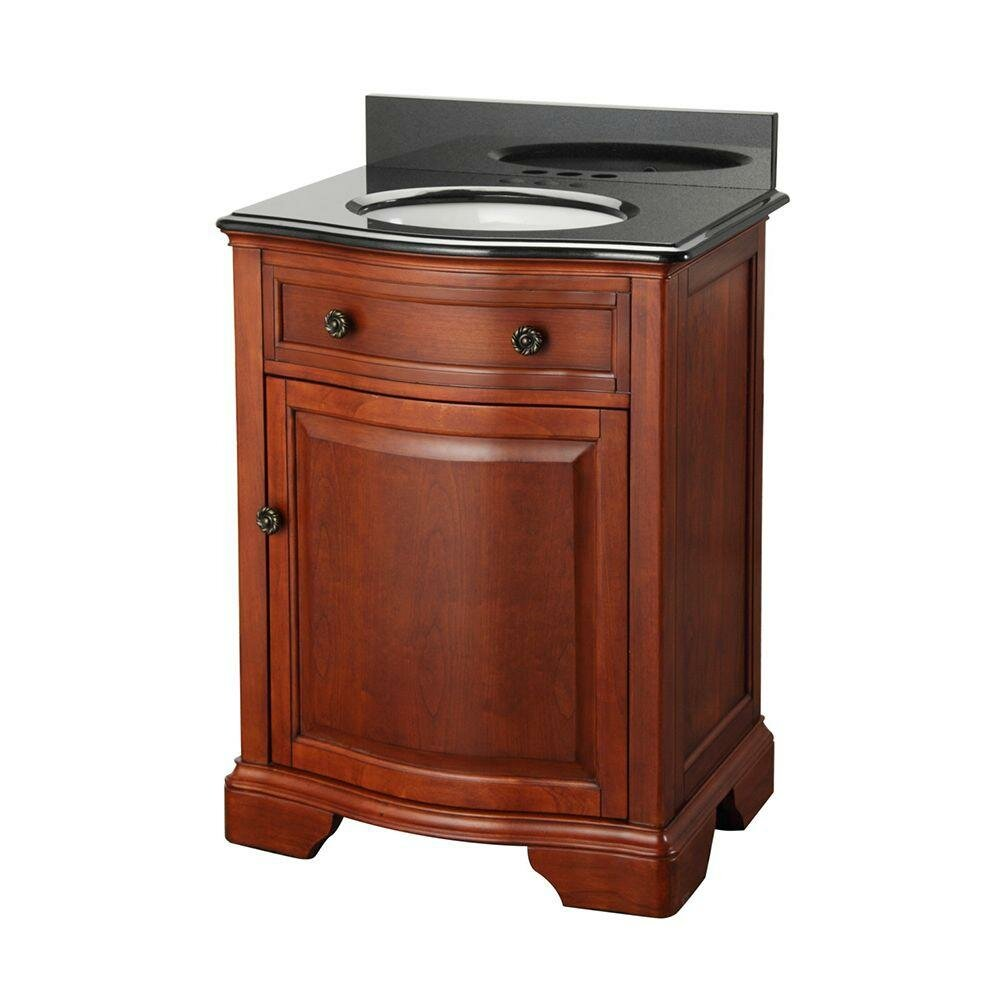 Manchester 25quot; Single Bathroom Vanity Set  Wayfair Supply