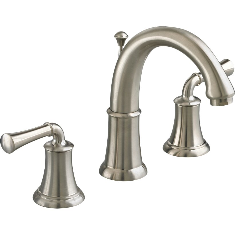 American standard portsmouth widespread bathroom faucet for American standard bathroom faucets reviews
