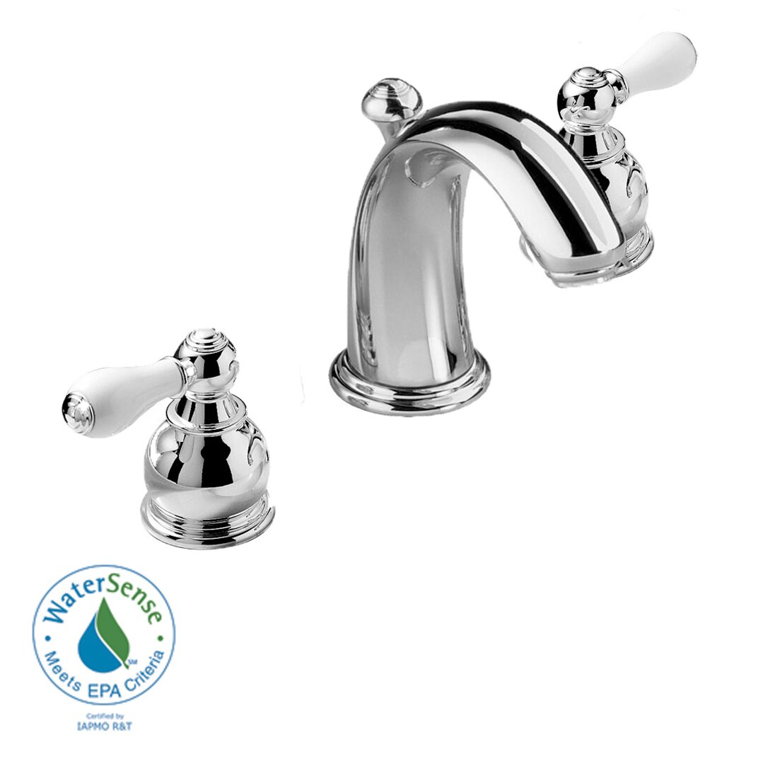 American standard hampton widespread bathroom faucet with for American standard bathroom faucets reviews