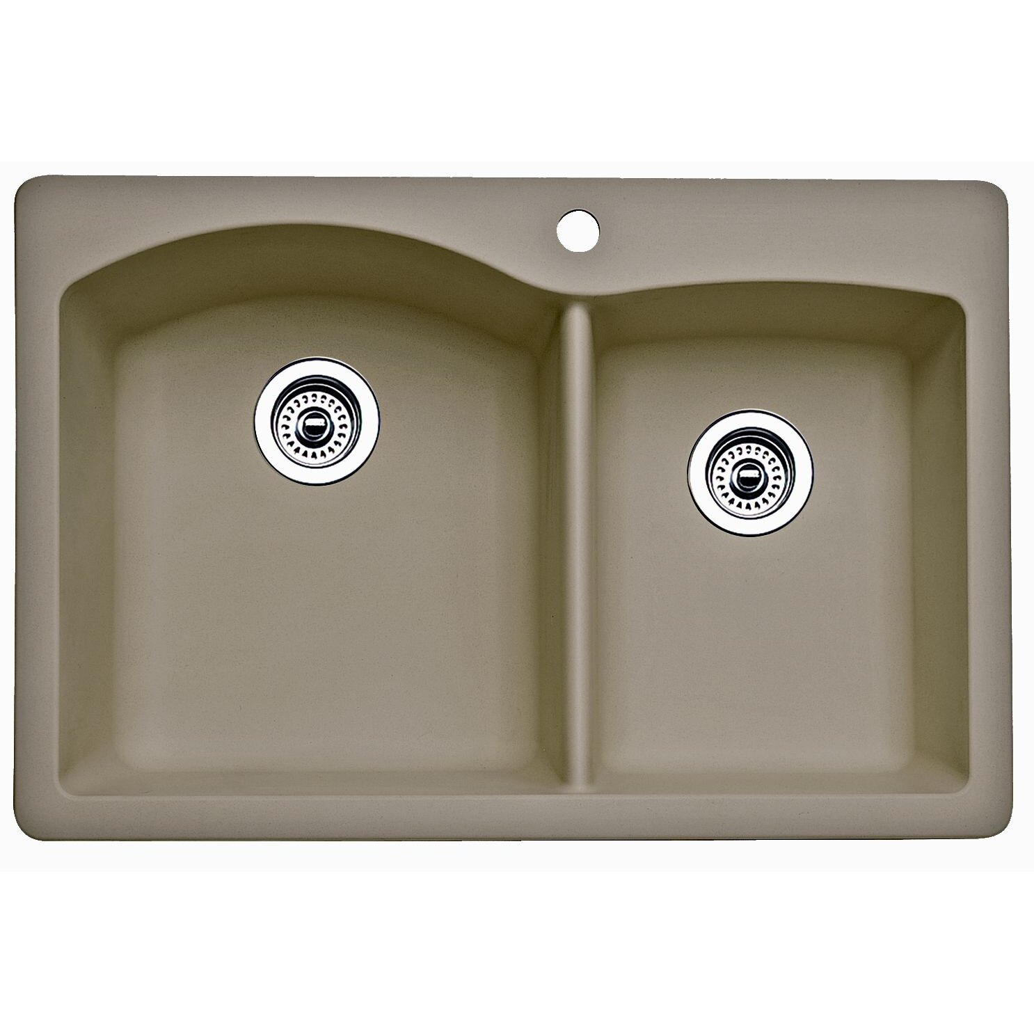 Blanco Drop In Sink : Blanco Diamond 33