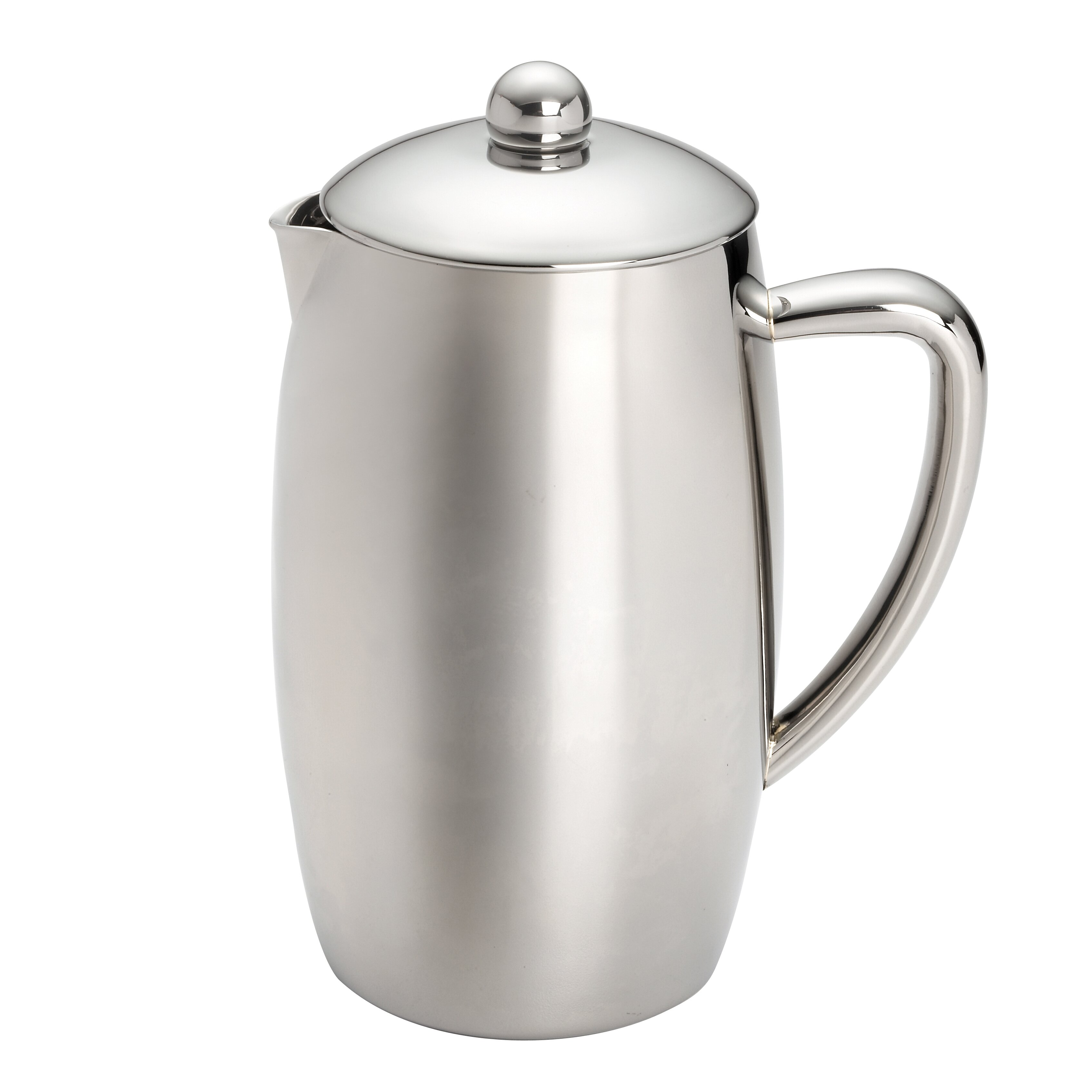 Grosche Madrid French Press Coffee And Tea Maker Bonjour Triomphe Insulated French Press Coffee Maker