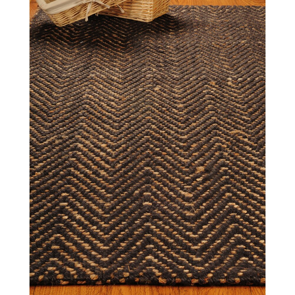 Natural Area Rugs Jute Benaras Area Rug Amp Reviews Wayfair