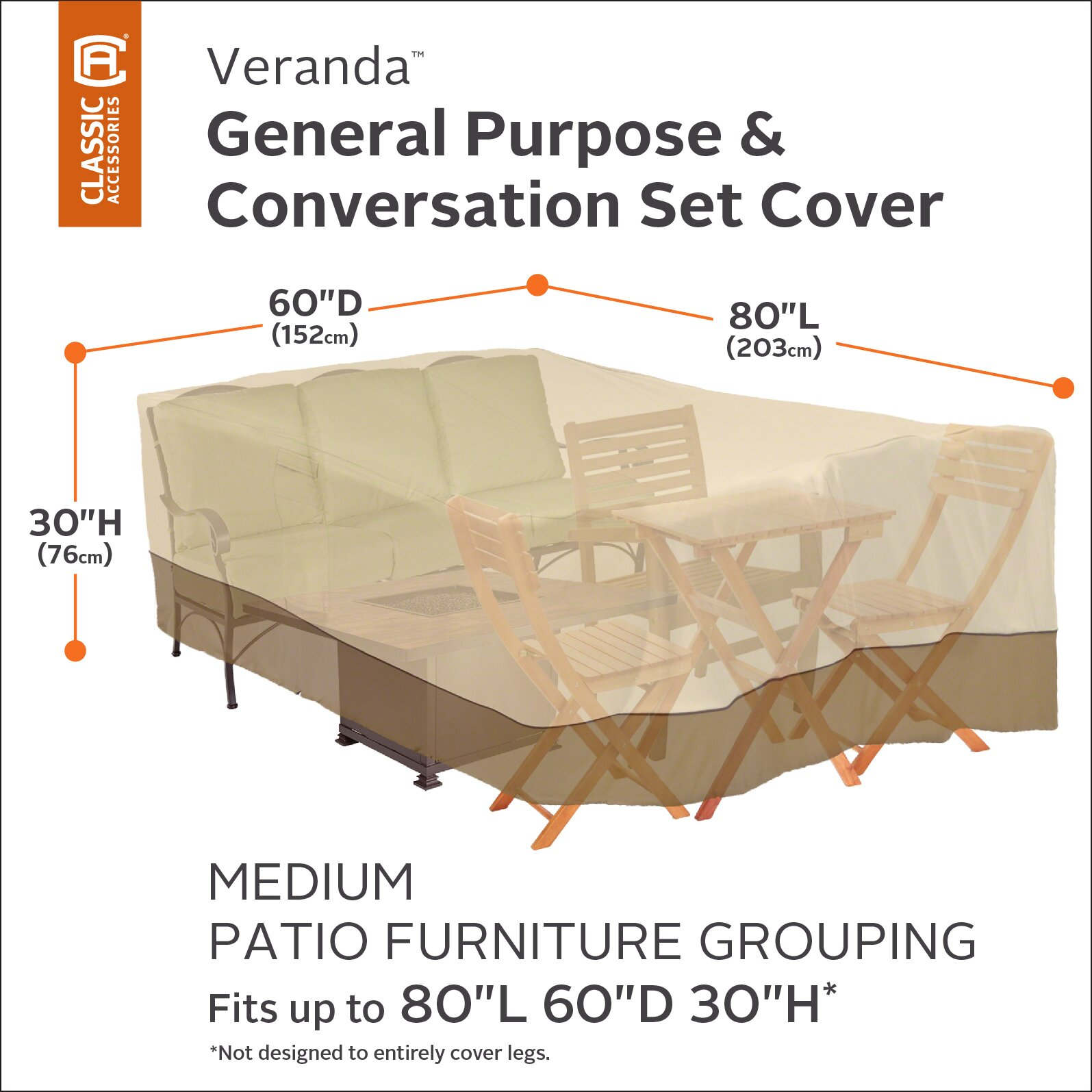 Veranda Clics Patio Furniture