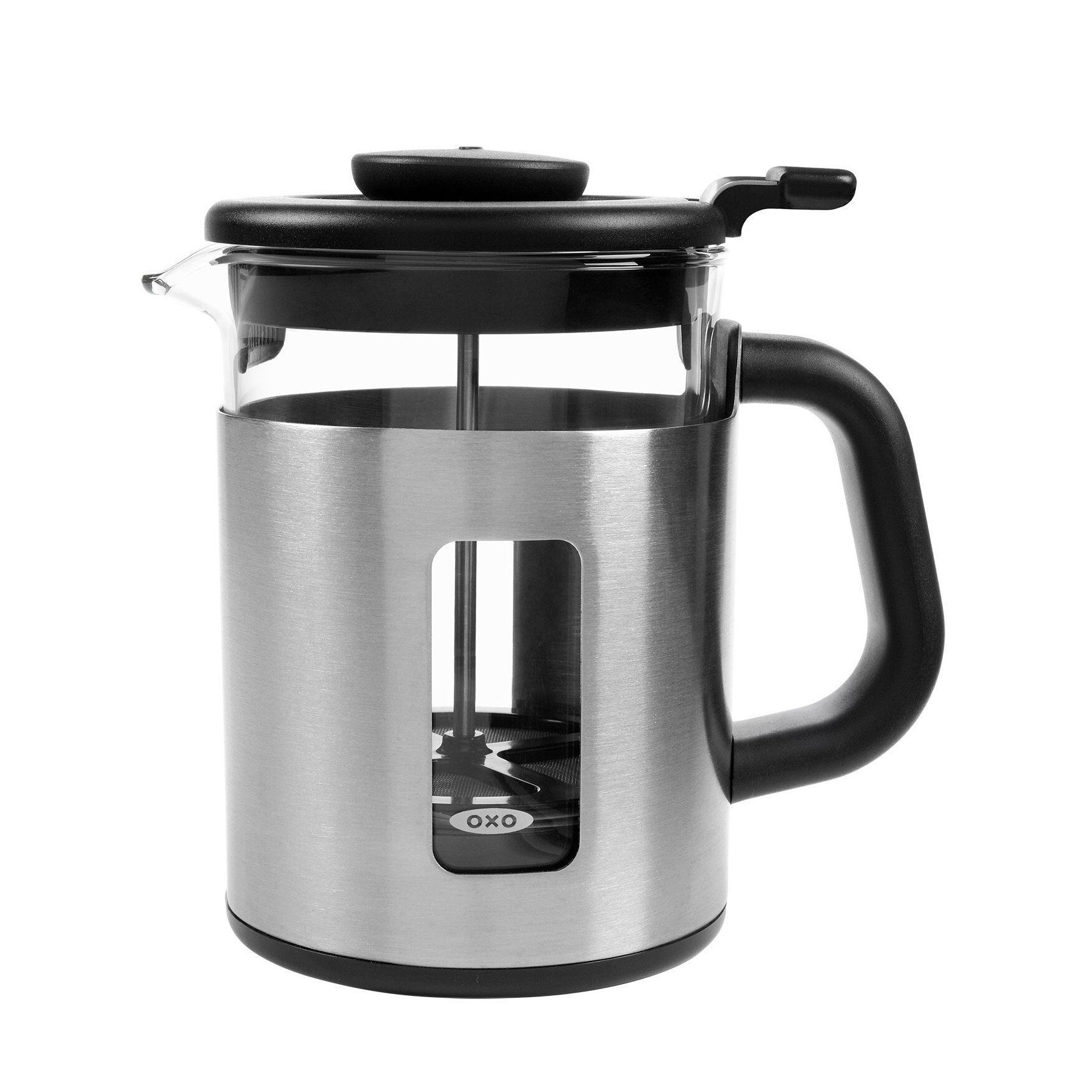 Grosche Madrid French Press Coffee And Tea Maker Oxo Good Grips French Press Coffee Maker