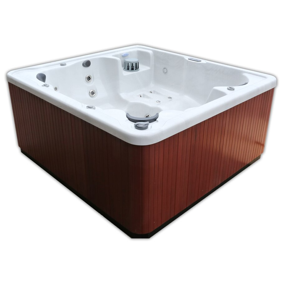Home And Garden Spas 6 Person 81 Jet Hot Tub Reviews
