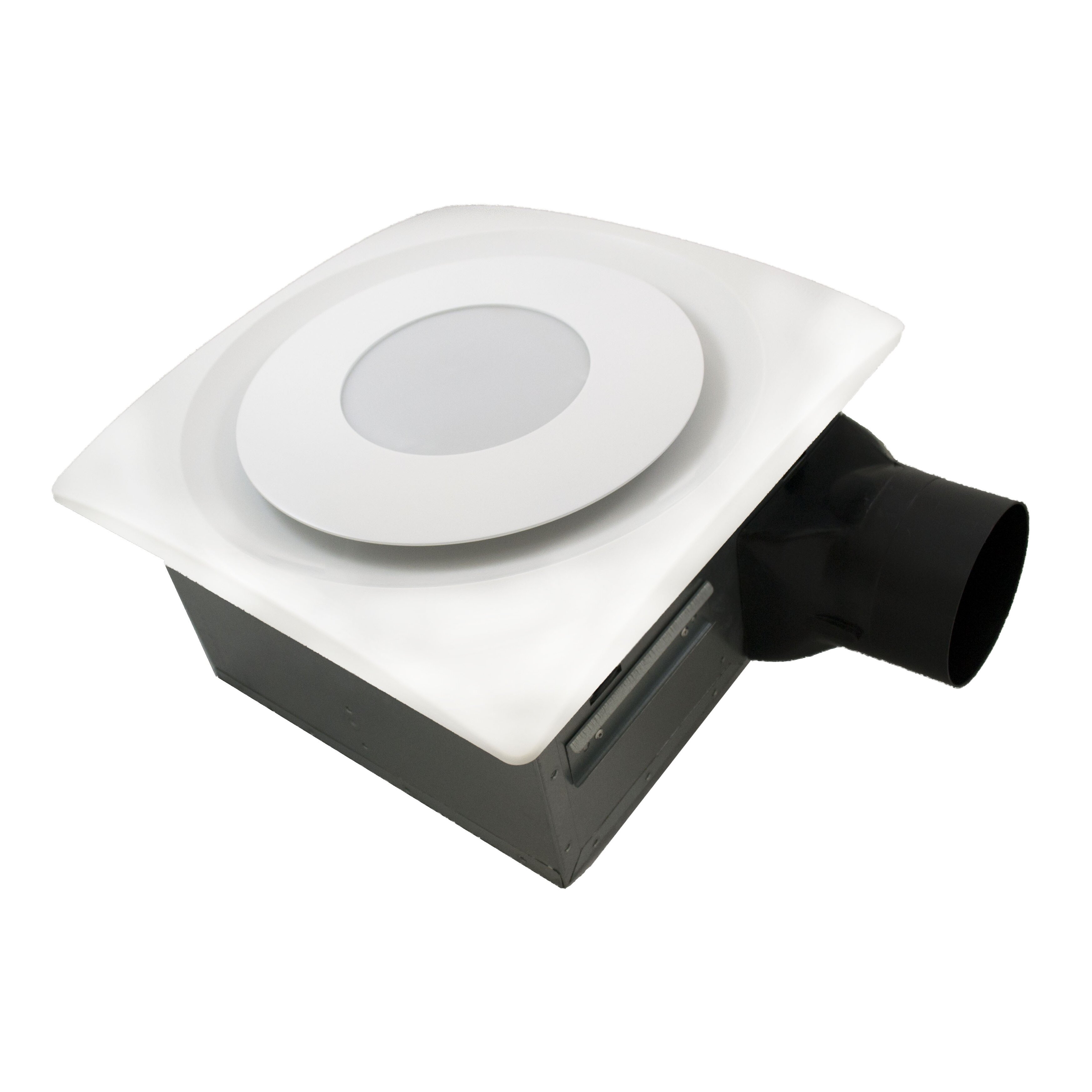 Aero Pure Slimfit 90 Cfm Bathroom Fan With Light Reviews