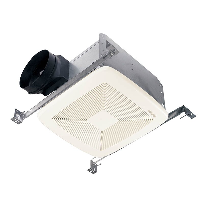 Broan Ultra Silent 110 Cfm Energy Star Quietest Bathroom Exhaust Fan Reviews Wayfair Supply