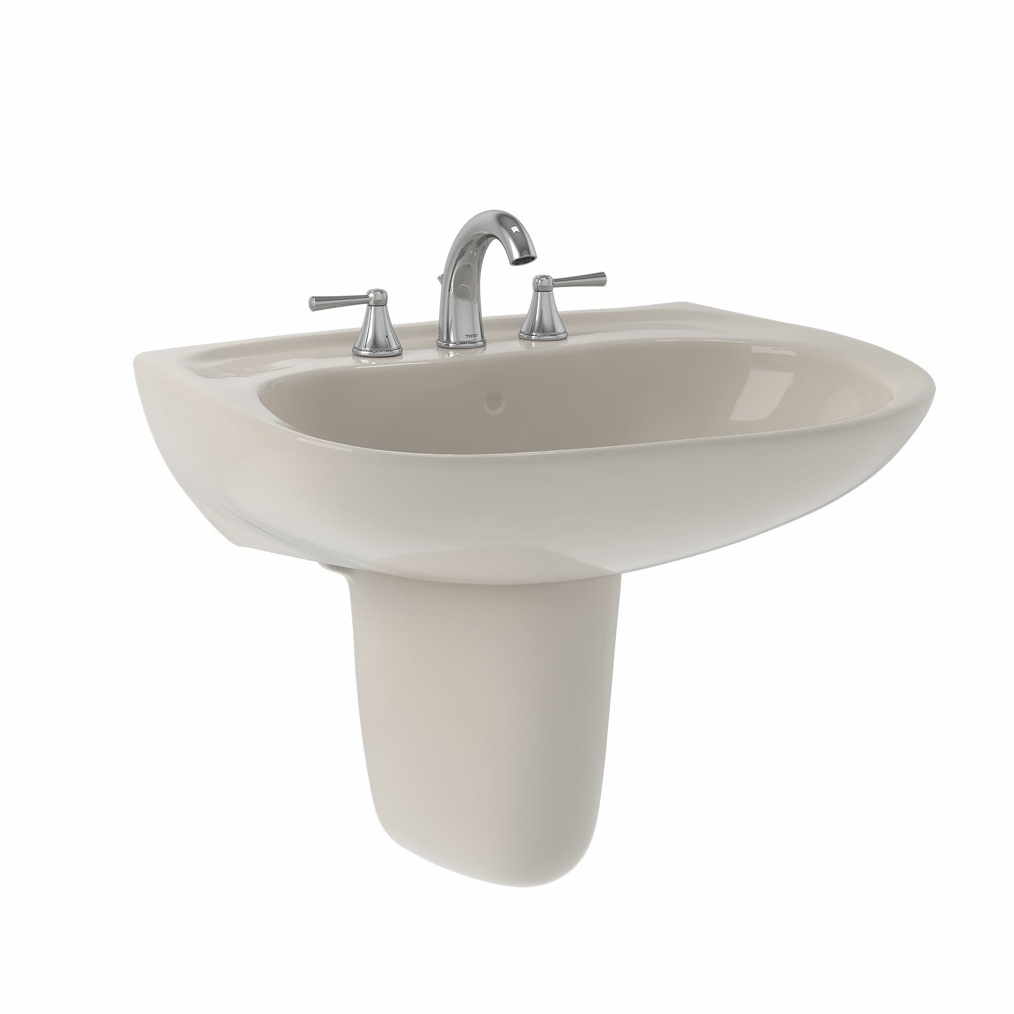 chairish bathroom sink toto sinks promenade traditional product pedestal