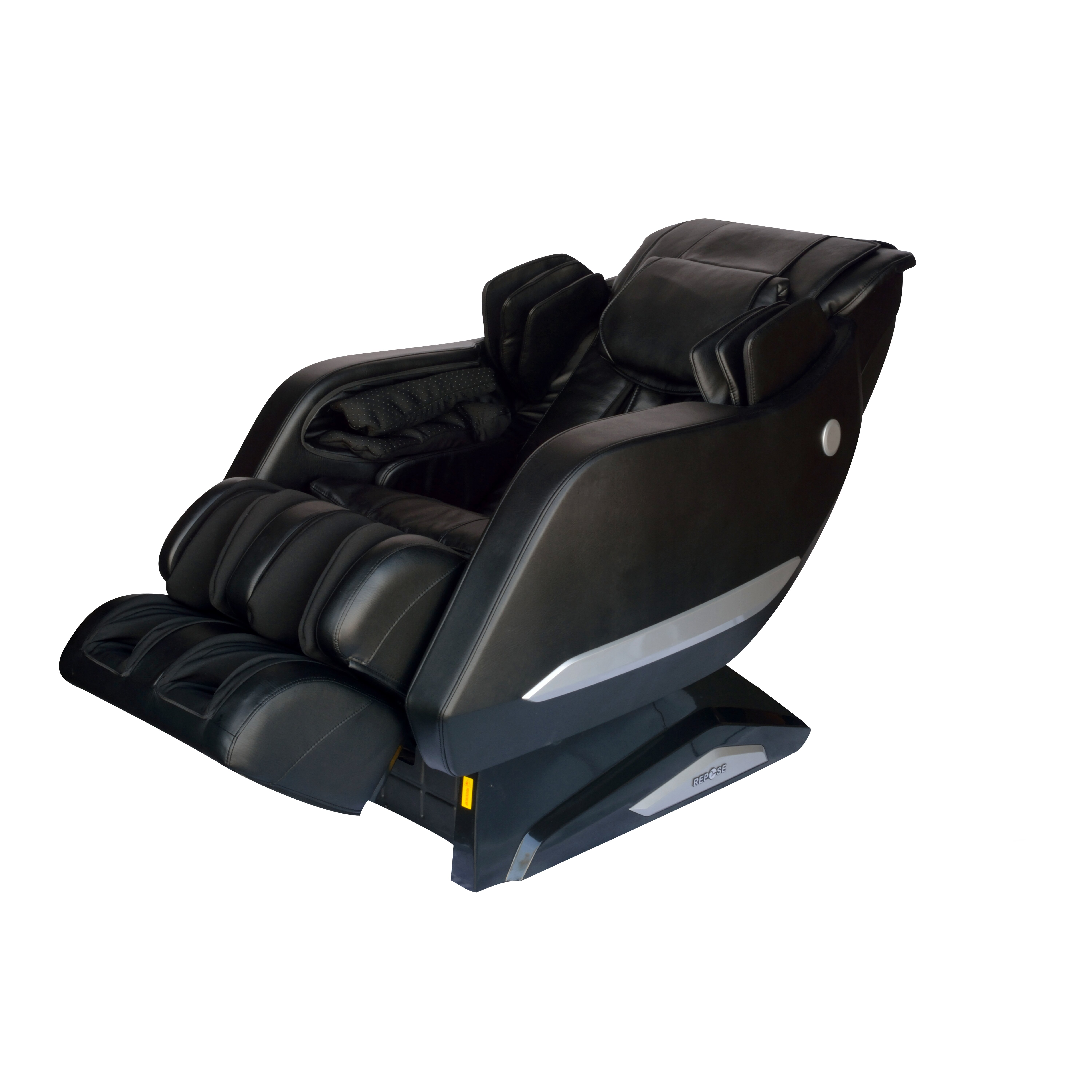 Faux Leather Reclining Zero Gravity Massage Chair